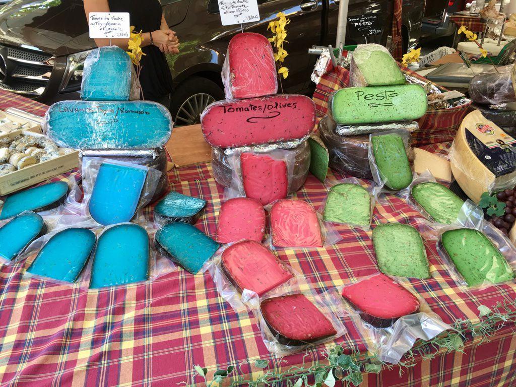 Рыночки Прованса