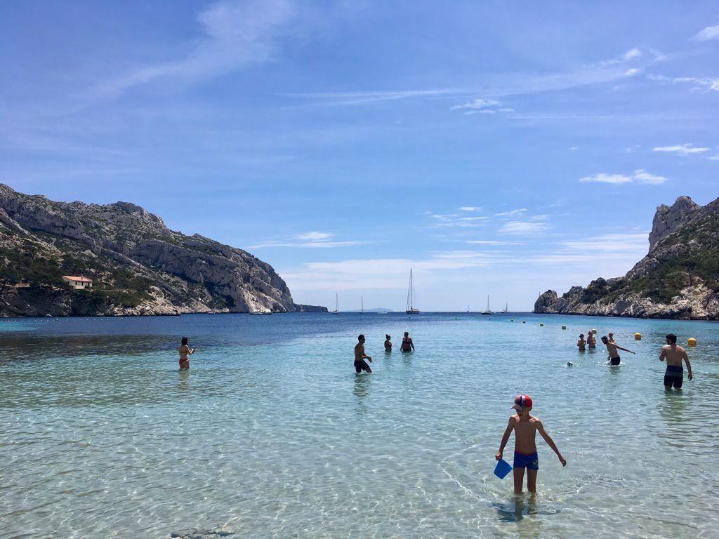 Пляжный отдых в Провансе и на Лазурном Берегу