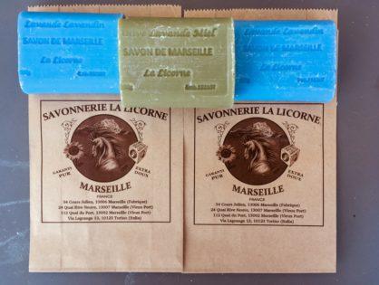 Купить настоящее Марсельское мыло на семейном производстве