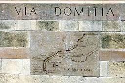 Лицезреть фрагменты Домициевой дороги (Via Domitia)