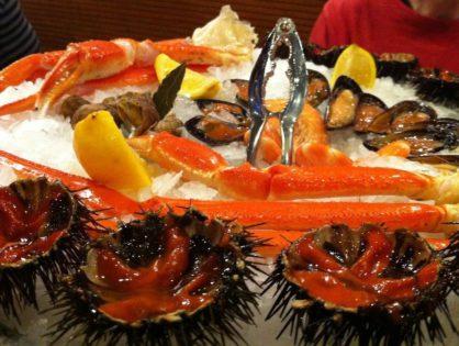 Поесть свежайших морепродуктов