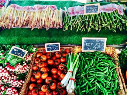 Научиться покупать только сезонные продукты