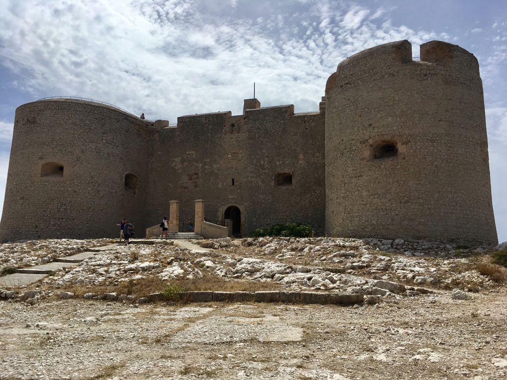 Волшебные замки Прованса