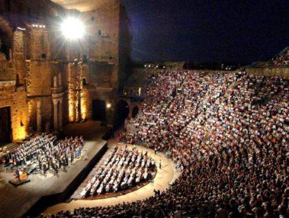 Оперный фестиваль «Хорегии Оранжа»