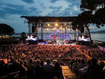 Джаз фестиваль в Жуан-ле-Пен