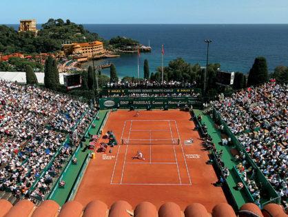 Теннисный турнир «Monte-Carlo Rolix Master»